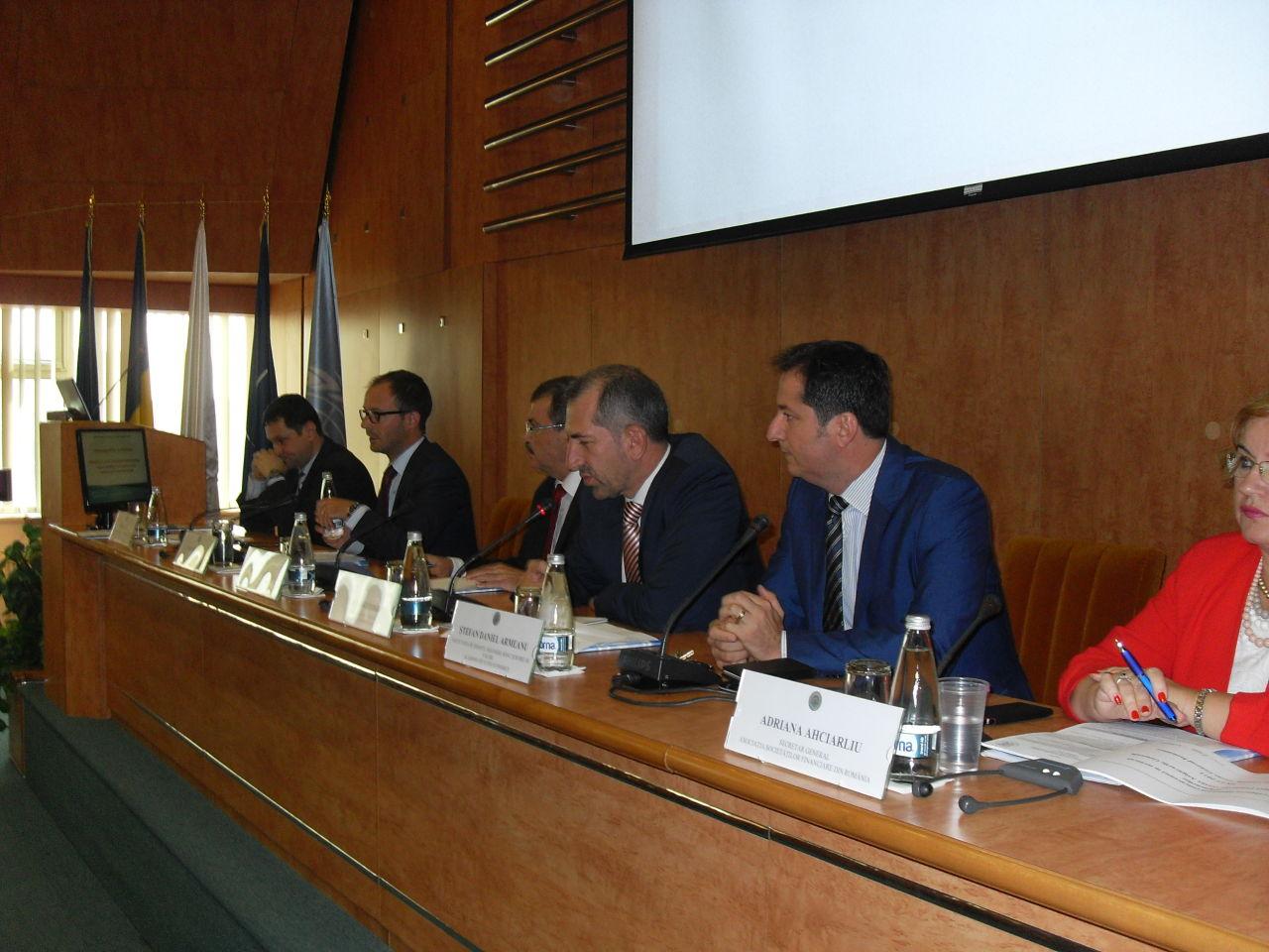 """Tendintele din piata asigurarilor, analizate cu prilejul evenimentului """"Concurenta in sectoarele cheie ale economiei romanesti"""""""