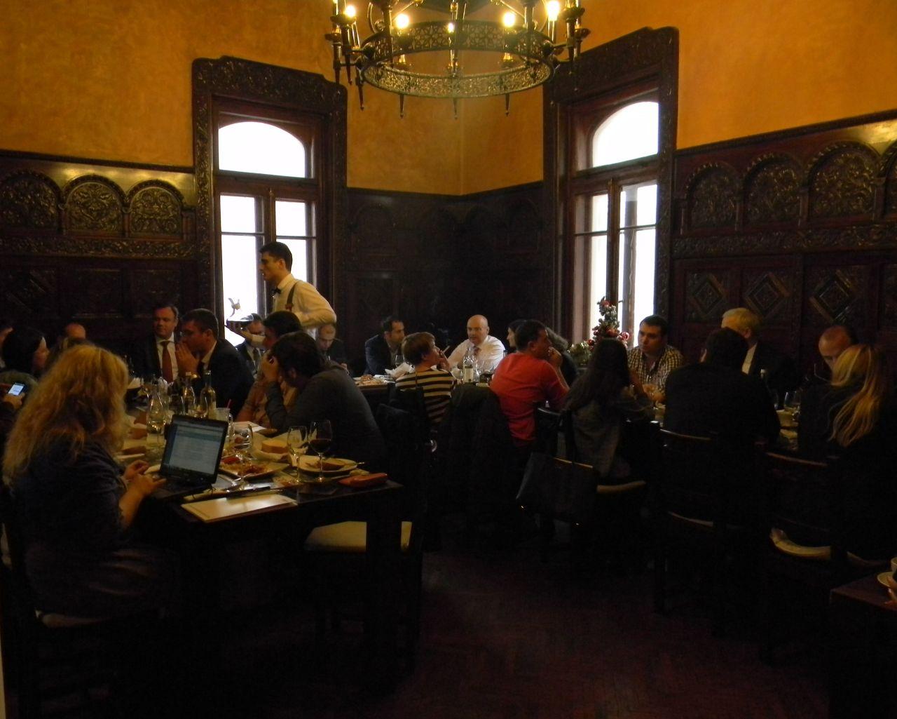 UNSAR a organizat un pranz de lucru dedicat jurnalistilor