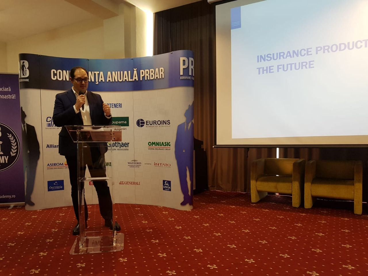 UNSAR a participat la Conferinta Anuala PRBAR